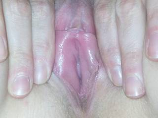 Mmm you sure so! I'd love to give that tight, tasty pussy of yours a nice long licking before sliding my rock hard cock deep inside!