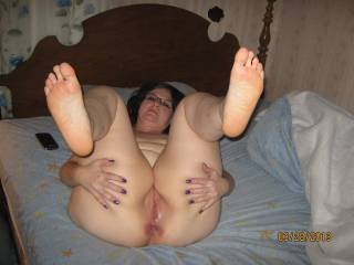I would MOUNT her sexy white body and place my throbbing massive thick black cock inside her and give her some LONG..HARD..BALLS DEEP DICK STROKES as she moans with pleasure as I stretch out her pussy and make her cum all over the bed!