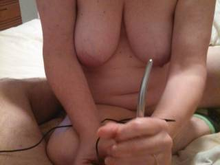 Vibrate my cock