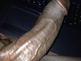 Fuccccckkkk I want to cream over this black cock