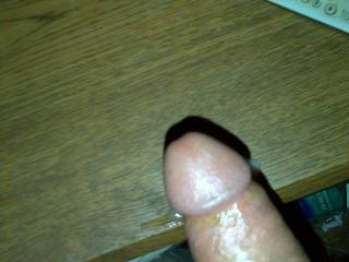 Want me to clean that cum off your cock for you?