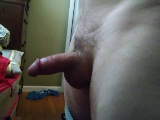 Would any women like to get this fully hard for me?