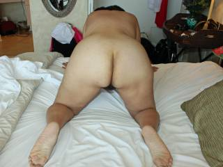 Lovely ass would love to fill it with my cock