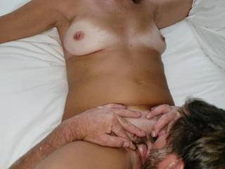 Another video of me getting my pussy licked. Who\'s next?