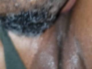 Licking ass good