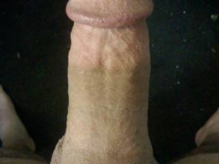 I like a good shaved cock..now i like to take your balls into my mouth.