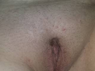 wifes pussy see how wet she is getting