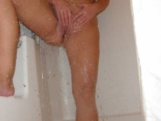 I'd love to join you in the shower for some hot wet sexy fun.