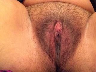 I just trimmed my tight pussy, I\'m thinking of shaving it completely ;P