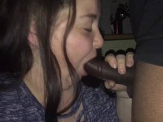 What beats a warm wet mouth wrapped around your hard cock??