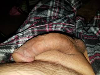 I want to stuff my big stiff dick deep inside you