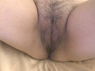 About to have my pussy licked