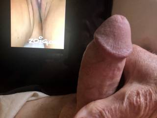 Love masturbating as I watch a sexy video.
