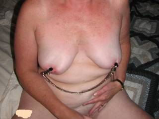 i want cove your beautiful tits with my cum