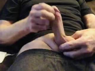 I thought I would masturbate for a friend to see. Decided to post it here for you.