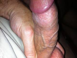 ...would love to see it in my wife's pussy instead of your hand