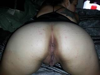 yes that beautiful juicy pussy and sweet tight ass hole both need a lot of dick i got dick to fuck and fill both those gorgeous cum holes and leave you red raw swollen gaping and oozing cum juices mine and yours