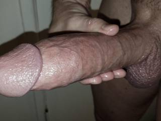 Both long and thick for that fill-me-up feeling.