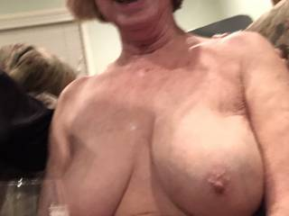 Do you agree her breasts are still great?