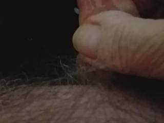 Watching porn, had to cum. Can\'t you just taste it?
