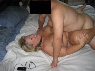 Fucking Mrs Daytonohfun while her hubby watched and took pics