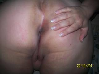 want me to lock that sexy hole !! till u have a orgasm bby !!! ;-o