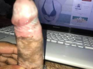 Happy fun while watching sexy lady  @Nilvsme1965