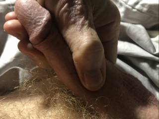 Love to stroke my cock.