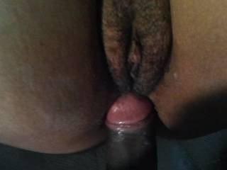 That would feel so great in my tiny asian pussy. Love black cocks