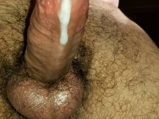 Showing off my hard cock gets me so aroused,