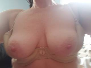 Stay at home Day 1 titties. Hopefully these will make being stuck at home just a little better!