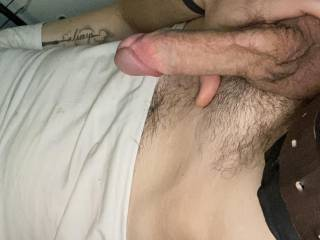 Horny as always ;)