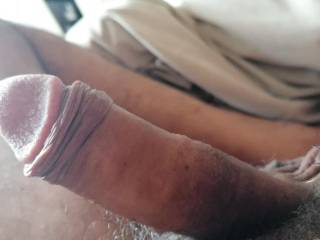 Lovly look of shaved cock