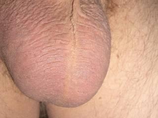 balls full ready to cum