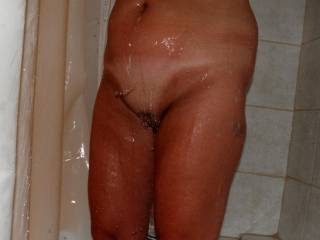 Shower time..........