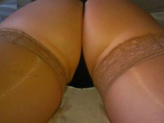 now that is a lovely view love to play with those cheeks