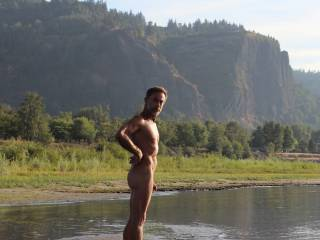 Thanks, cum join me with your very sexy body in the great outdoors,,,,,mmmm