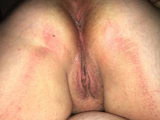 Ready for a good pounding. Who wants to fill me up and stretch my pussy wide??