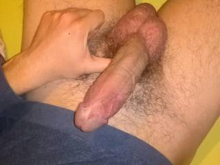 lot of cum waiting to be released