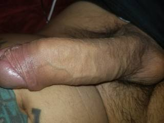 Here\'s another pic of my big cock