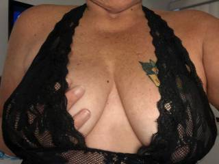 Feeling sexy and needing a good squeeze, come feel them