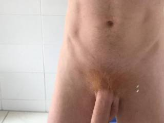 What do you think about my red hairy dick ?