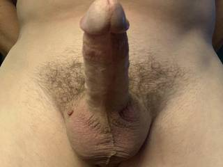 Knowing someone is looking at my hard cock is such a turn on!