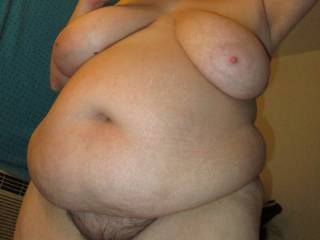 Those huge udders and sexy big soft belly are awesome !