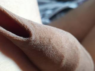 Wanted to see how far my dick would stretch, anyone interested in helping?