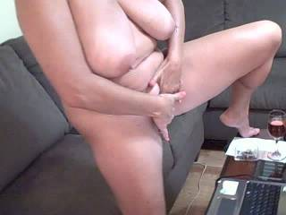 Wife talking dirty to my cock