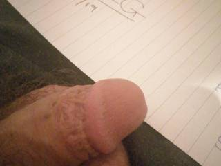 Just a soft cock