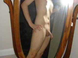A very nice looking cock my friend in ((CT)) *** Lets see MORE of it.