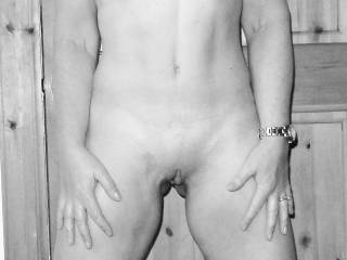 Waiting for a Big Black and White Cock to fuck me!! Any volunteers? ;-)  xx