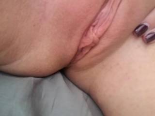 Well spread dripping pussy wide photos